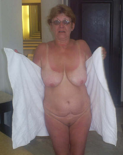 nudist granny