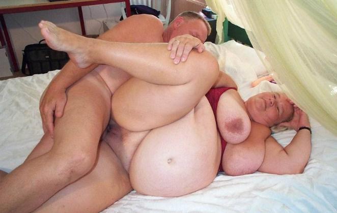 толстых баб ебут фото