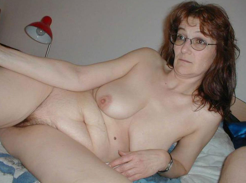 Hot horny old women