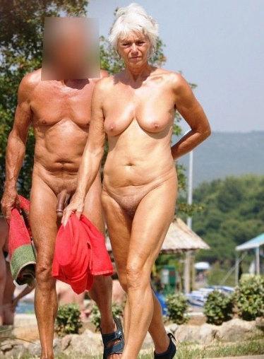 Look Pictures of grannies public sex that