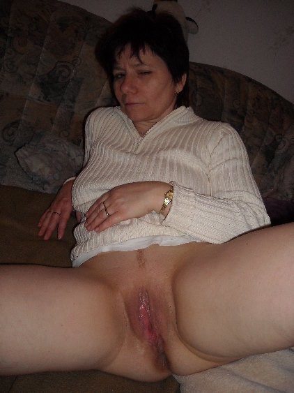 Big titted mature orn