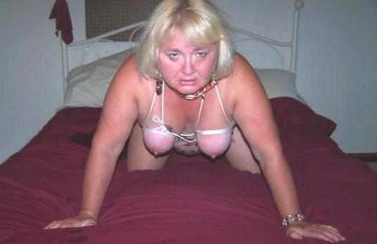 Oma Bondage Porno