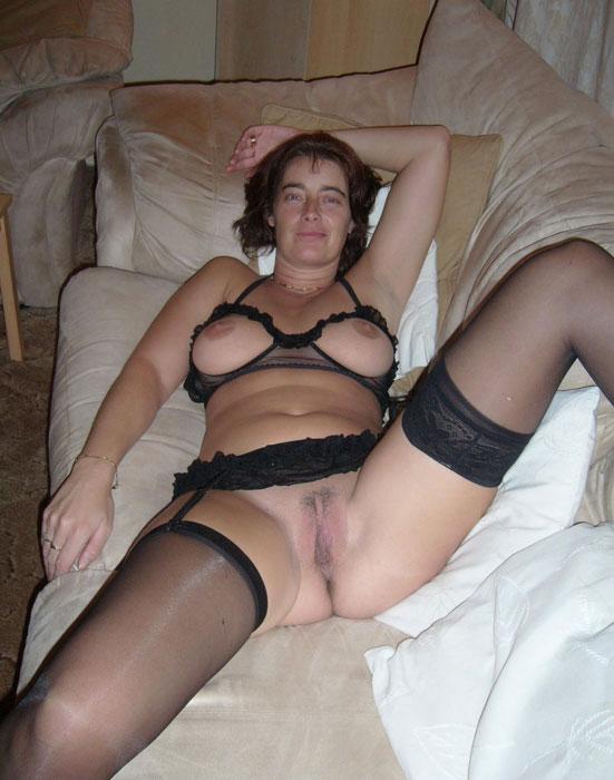 Granny lingerie mature