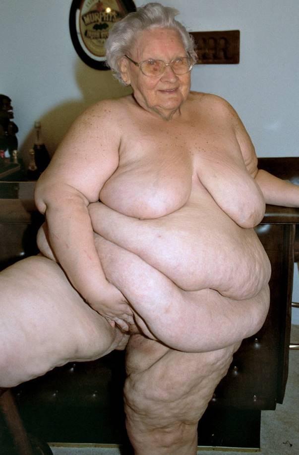 grandma black