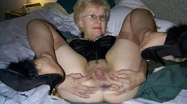 72 year old grandma craves big black cock 9