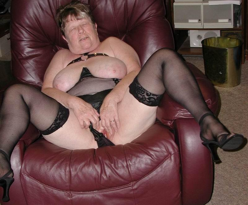 Hot granny only