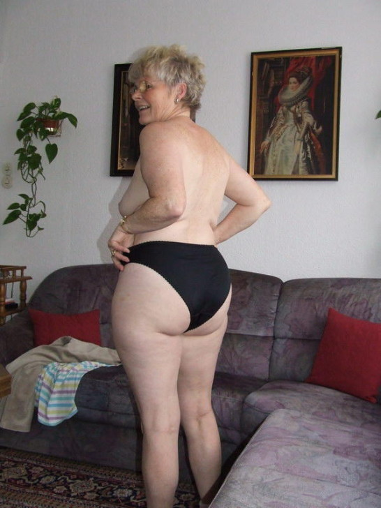Video Wow granny only private