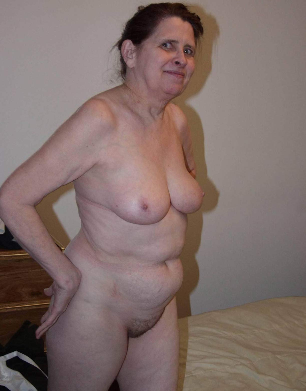 Ugly Woman Naked
