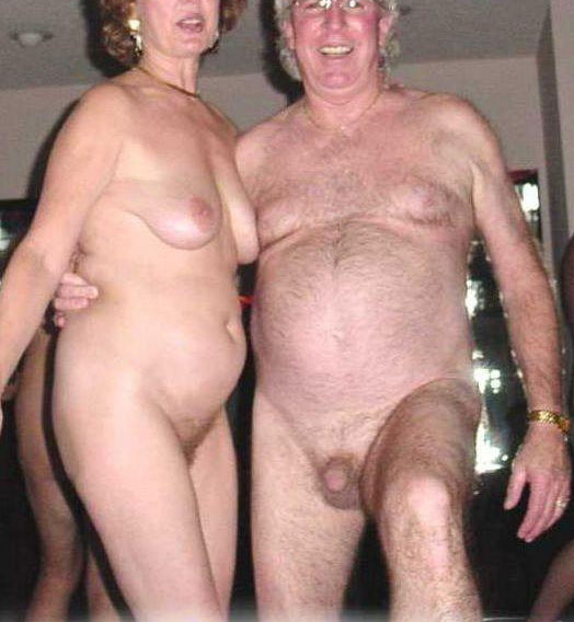 nude old couple sex