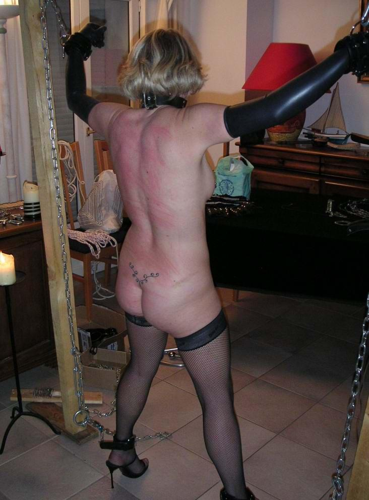 mature bondage pic